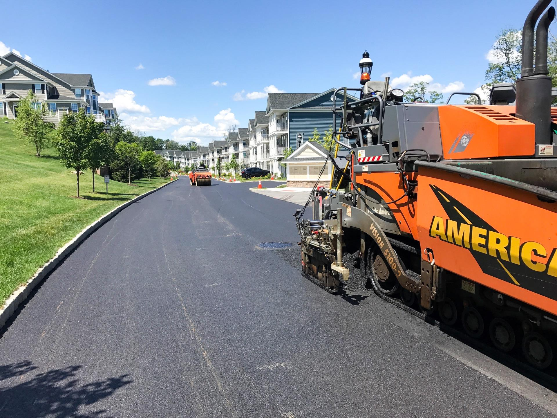 Paving Service - American Paving Specialists
